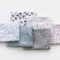 [Fabric] Little Monkey - 6ixieme (원숭이 더블거즈 씨지엠)