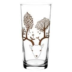 코코리코 Mon ami 글라스 사슴