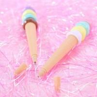 파스텔 아이스크림 펜