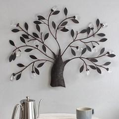앤 유리열매 나무가지 장식