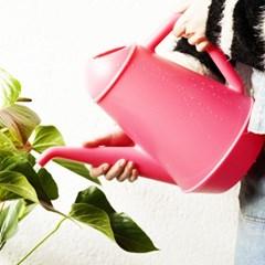 디자인 물조리개 버틀러 - 핑크 (6L 물뿌리개)