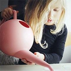 디자인 물조리개 볼리- 올드 핑크 (2.5L 물뿌리개)