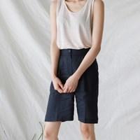 Daily linen sleeveless
