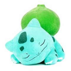 포켓몬스터 봉제인형-잠자는 이상해씨(30cm)