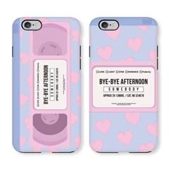 [듀얼케이스+레터링] HEART TAPE CASE 아이폰7/갤럭시S8_(1410434)