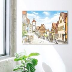1000조각 직소퍼즐▶ 로텐부르크의 인형 마을 (3H10-1008)
