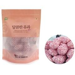 신궁전통한과 명인 김규흔 달콤한유과 레드
