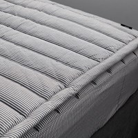 레오스트라이프 양면누빔 침대패드-3color 싱글퀸킹(SQK)