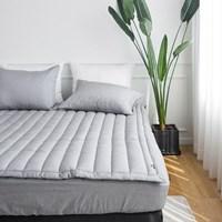 솔리에 인견 양면누빔 침대패드-5color 싱글퀸킹(SQK)