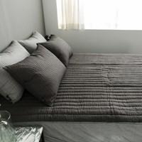 헬로우썸머 리플면 양면누빔 침대패드-6color 싱글퀸킹(SQK.)