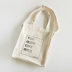 yolo cotton eco bag