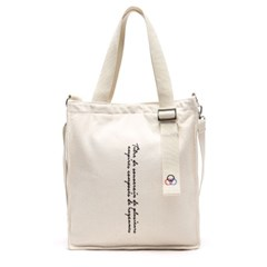 [로아드로아] NEW AH CHOO SHOULDER BAG (IVORY)_(671146)