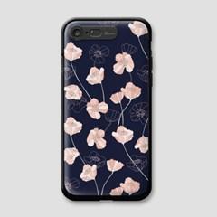 iPhone7 - NIGHT POPPY LIGHTING CASE