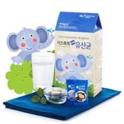 보령[아이순수]키즈쭉쭉 츄어블 유산균 60정 6박스(12개월분)
