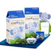 보령[아이순수]키즈쭉쭉 츄어블 유산균 60정 1박스(2개월분)