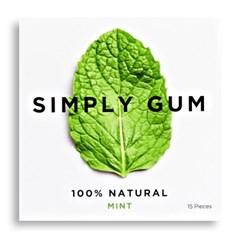 SIMPLY GUM 심플리껌 6종 골라잡기
