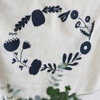 allgray fabric _ Garden