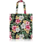 nother Hibiscus Flat Tote Bag
