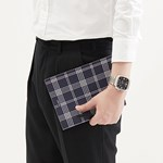 CLUTCH NOTE navy
