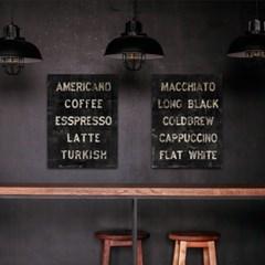 제이지클리 [ Coffee Canvas II ] 캔버스액자