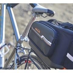 자전거 출퇴근용 가방 짐받이 세트