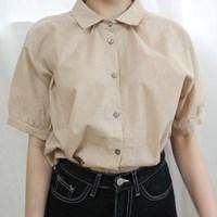Linen basic shirts
