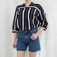 Daily stripe shirts