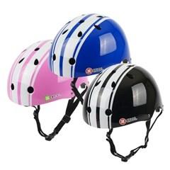 줄라이카 유아 아동 헬멧 어반스타일 레이싱 블랙