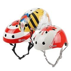 줄라이카 유아 아동 헬멧 보호대 세트 유니크