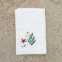 [Organic cotton] Handkerchief