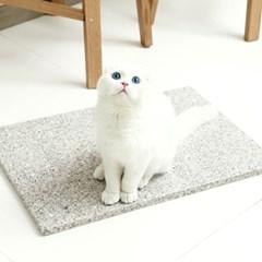 코네코 강아지 고양이 쿨매트(천연 맥반석)_(539226)