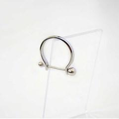 Slide ball ring