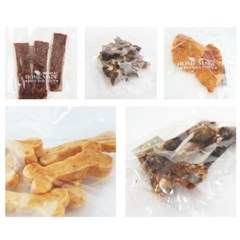 자연의 맛을 듬뿍담은 수제간식 5종 250g