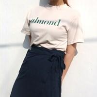 Almond tee