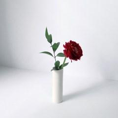 Natural Vase White