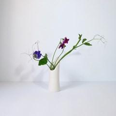 Wave Vase White