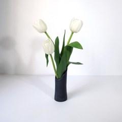 Wave Vase Black