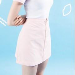 All Zipper Skirt / 씨앤립 올지퍼스커트
