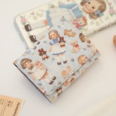 Mini wallet paper doll mate_2