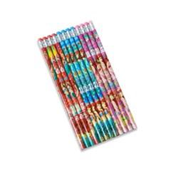[미국직수입] 인어공주 연필 세트 (12개입)