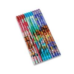 [미국직수입] 모아나 연필 세트 (12개입)