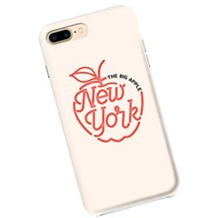 CHILLN Graphic Case NY Apple