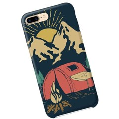 CHILLN Graphic Case Forest Camping