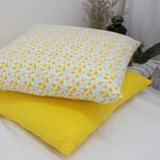 레몬 방석/쿠션 - 2type