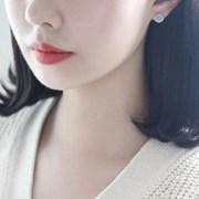 Circle hammer earring(해머 귀걸이) [92.5silver]