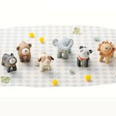 [일본정품]서있는 행복동물 시리즈