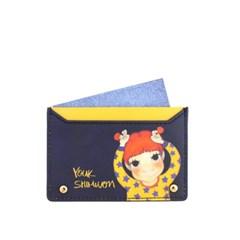 심플카드지갑 개똥이