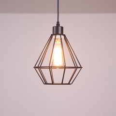 boaz 코르크 식탁등 팬던트 LED 카페 인테리어 조명