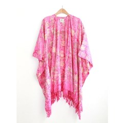[DESIGNER ROBE] no.9 Pineapple - Pink