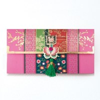 나비 콩알매듭 용돈봉투 FB219-4